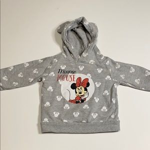 Disney baby girl mini sweater 24 months